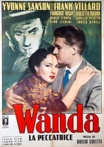 Cinema Wanda la peccatrice wandalapeccatrice