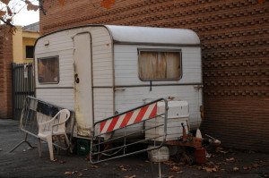 A26 54 Porta Portese Senza Fissa Dimora nei  pressi Autoparco DSC_4040