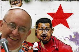 Chavez Papa Francesco
