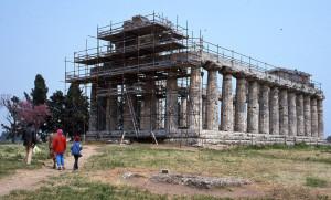 Cultura al tempo della crisi Campania Paestum