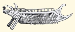 Mediterraneo Histria antiqua liburna
