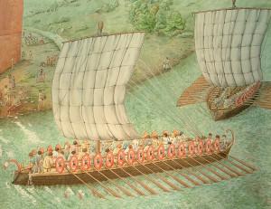 Mediterraneo Histria antiqua liburna-mainz-tek