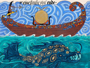 Biennale di Venezia Palazzo Enciclopedico Libro Rosso di Carl Gustav Jung