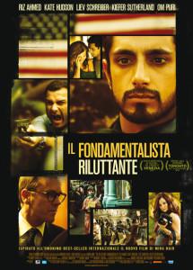 Cinema Il fondamentalista riluttante locandina