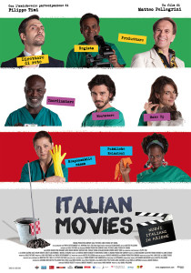 Cinema Italian Movies locandina