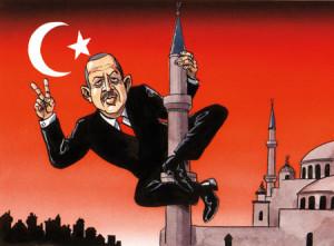 Turchia erdogan vignetta