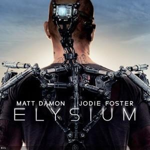 03 Cinema Elysium-Poster-Matt-Damon-Jodie-Foster