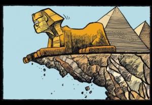 06 OlO Egitto sull'orlo del burrone Dessin de Haddad, Liban 16-06-Egypte-dossier-illustr-normale-HADDAD_2012-02-13-3962