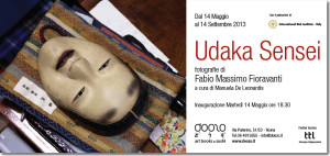 Mostre Udaka Sensei Fotografie di Fabio Massimo Fioravanti