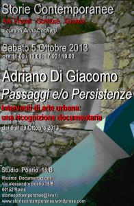 06 Mosre Adriano Di Giacomo Passaggi e o Persistenze web