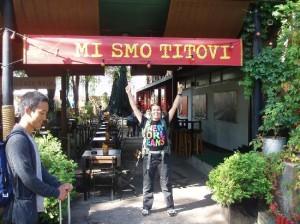 02 Pe Balcani La dissoluzione di una federazione Sarajevo Bar Tito caffe-tito