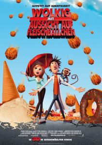 06 Cinema Piovono Polpette 2 (2013)locandina