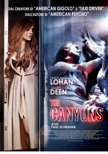 06 Cinema The Canyons locandina