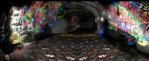 06 Mostre Colleferro Rifugi Immaginazioni dal sottosuolo Luci e ombre della memoria KalhyBelloxi panor