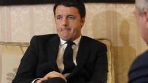01 Renzi O facciamo le riforme o la mia presenza non ha senso