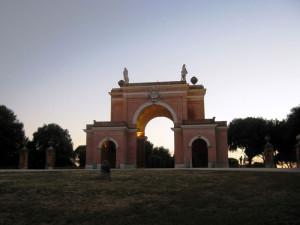 01 Roma da Conoscere Sulle tracce di una Repubblica dimenticata Arco dei Quattro Venti villa10