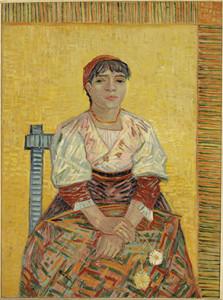 06 Mostre Capolavori Museo d'Orsay Van Gogh_L'Italiana