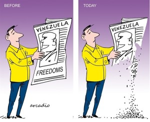 02 OlO Dalla A alla V l'insofferenza di un Continente Venezuela