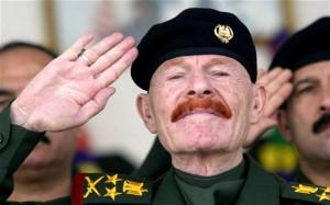 02 OlO I buchi neri per un islamismo Iraq Izzat Ibrahim al Douri Carta a sorpresa al-Douri_2566657b