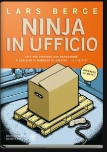 04 Libri Ninja in ufficio