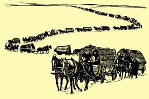 14102401 Italiani che andarono in guerra un anno prima Die-Umsiedlung-Linolschnitt-von-R