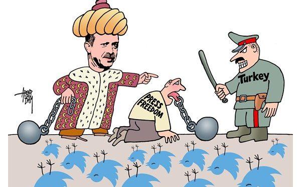 Turchia: Il Sultano senza freni