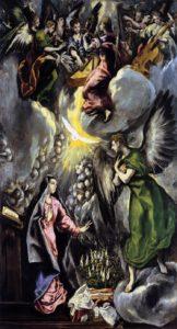 Mostre AK El Greco Annunciazione ai Musei Capitolini