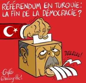 Turchia Un regime che vuol governare facile