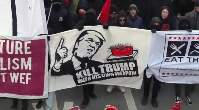 Trump: I buchi del Distruttore