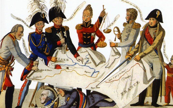 Europa e la geopolitica