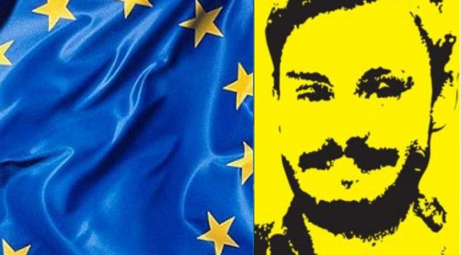 Verità e Giustizia per Giulio Regeni, una battaglia europea!