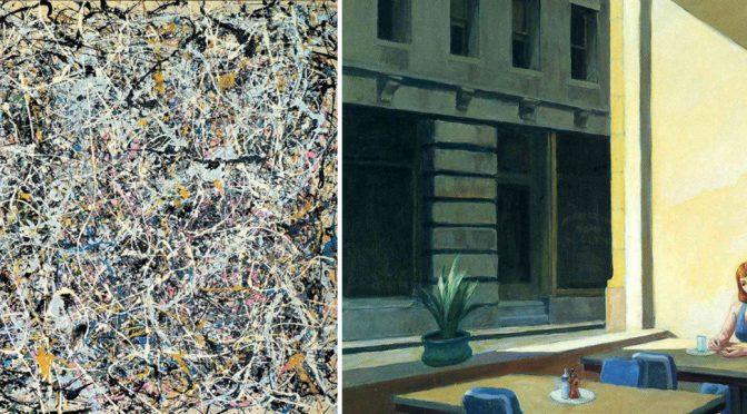 Post d'Arte: da Pollock a Frida